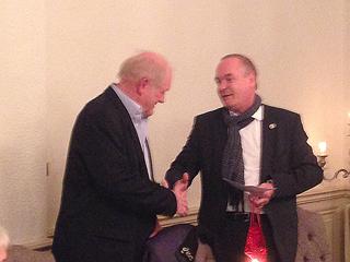 Heinz Arens neuer Vorsitzender – Ehrungen durch den WVV